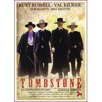 TOMBSTONE: LA LEYENDA DE WYATT EARP DVD Director George P. Cosmatos