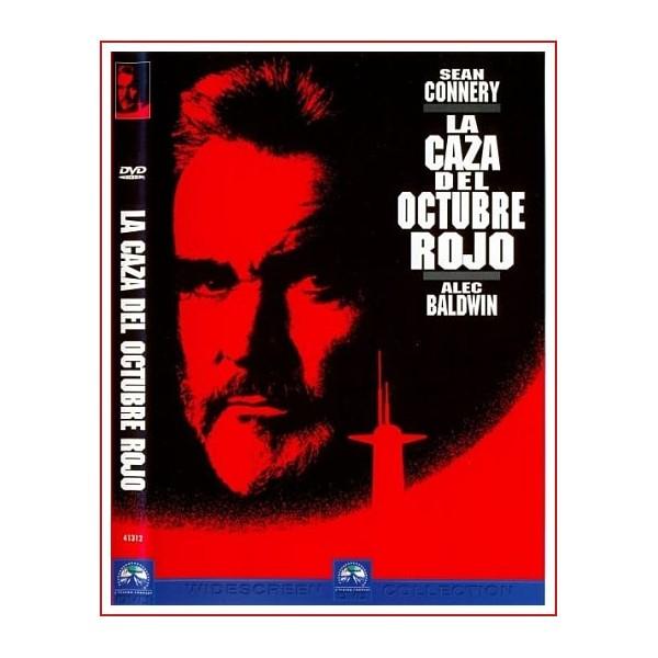 LA CAZA DEL OCTUBRE ROJO (The Hunt for Red October) DVD 1999