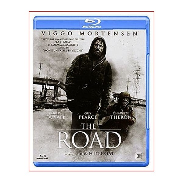 THE ROAD (La carretera) BLU RAY 2009 Dirección John Hillcoat