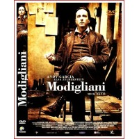 MODIGLIANI DVD 2006 Dirección Mick Davis