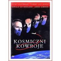 SPACE COWBOYS (Jinetes del Espacio) DVD 2000 Director Clint Eastwood