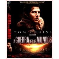 LA GUERRA DE LOS MUNDOS 2005 DVD Dirección Steven Spielberg