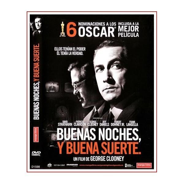 BUENAS NOCHES Y BUENA SUERTE (Good Night, and Good Luck.)