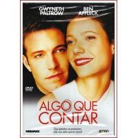 ALGO QUE CONTAR (Bounce) DVD 2000 Dirección Don Roos