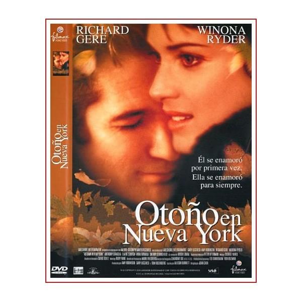 OTOÑO EN NUEVA YORK DVD 2000 Dirección Joan Chen