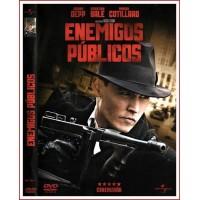 ENEMIGOS PUBLICOS DVD 2009 Dirección Michael Mann