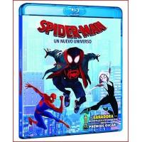 Spider-Man: Un Nuevo Universo (Spider-Man: Into the Spider-Verse)