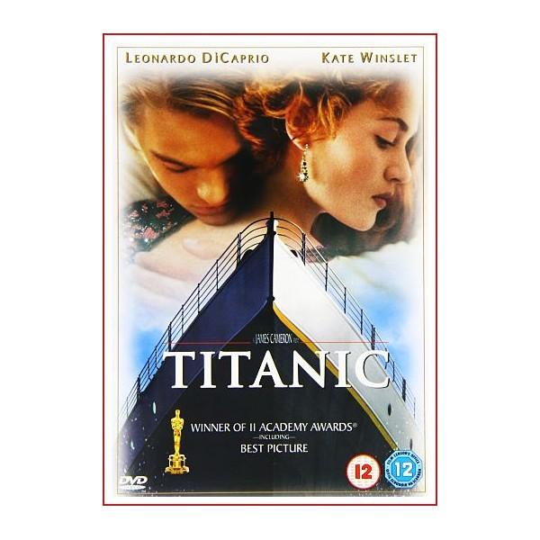 TITANIC DVD 1996 Dirección James Cameron