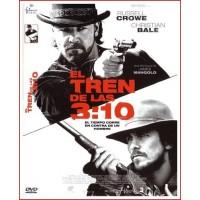 EL TREN DE LAS 3:10 DVD Western 2007 Dirección James Mangold