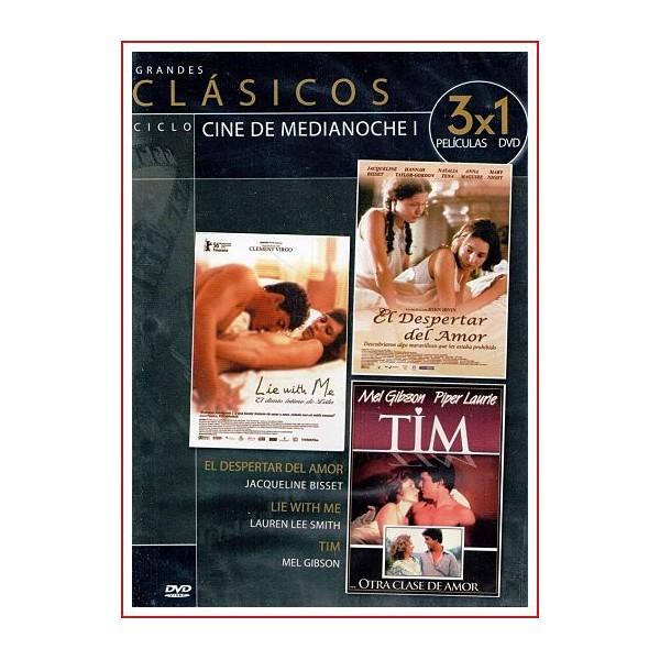 Cines De Medianoche I 3X1 DVD 1979