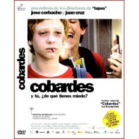 COBARDES DVD Cine Español Dirección José Corbacho, Juan Cruz