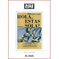 HOLA ¿ESTAS SOLA? DVD 1995 CINE ESPAÑOL Dirigida por Icíar Bollaín