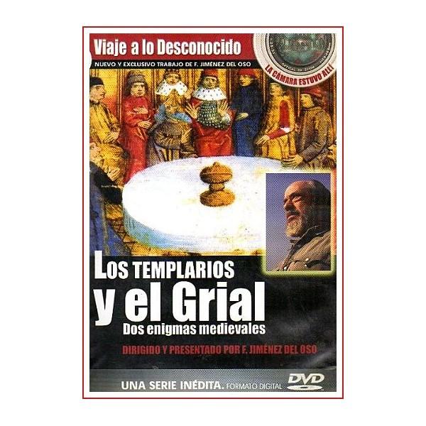 LOS TEMPLARIOS Y EL GRIAL DVD Dirigida por F. Jiménez del Oso