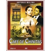 CAFÉ DE CHINITAS DVD 1960 Dirigida por Gonzalo Delgrás
