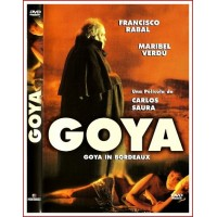 GOYA EN BURDEOS DVD 1999 CINE ESPAÑOL Dirigida por Carlos Saura