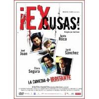 EXCUSAS DVD 2003 CINE ESPAÑOL Dirigida por Joel Joan