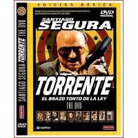 TORRENTE EL BRAZO TONTO DE LA LEY DVD 1998 Director Santiago Segura
