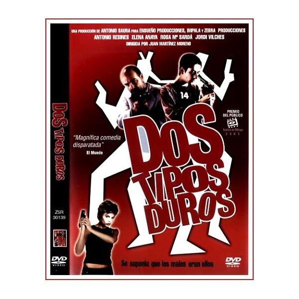 DOS TIPOS DUROS DVD CINE ESPAÑOL Dirección Juan Martínez Moreno