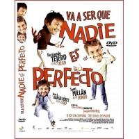 VA A SER QUE NADIE ES PERFECTO DVD 2006 Dirección Joaquín Oristrell
