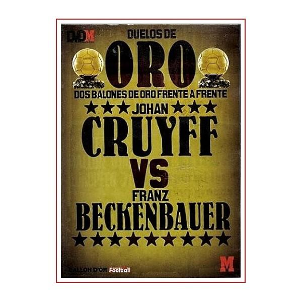 DUELOS DE ORO JOHAN CRUYFF VS FRANZ BECKENBAUER