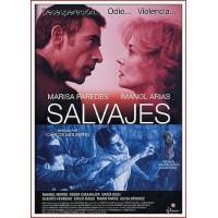 SALVAJES DVD 2001 CINE ESPAÑOL Dirigida por Carlos Molinero