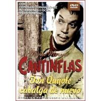 CANTINFLAS DON QUIJOTE CABALGA DE NUEVO DVD 1973 Dir. Roberto Gavaldón