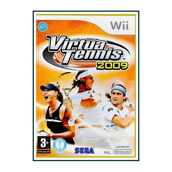 VIRTUA TENNIS 2009 WII de Ocasión