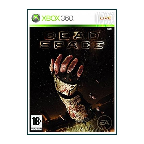 DEAD SPACE XBOX 360 2008