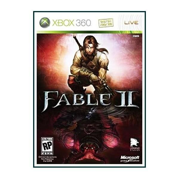 FABLE II 2008 XBOX 360 de Ocasión