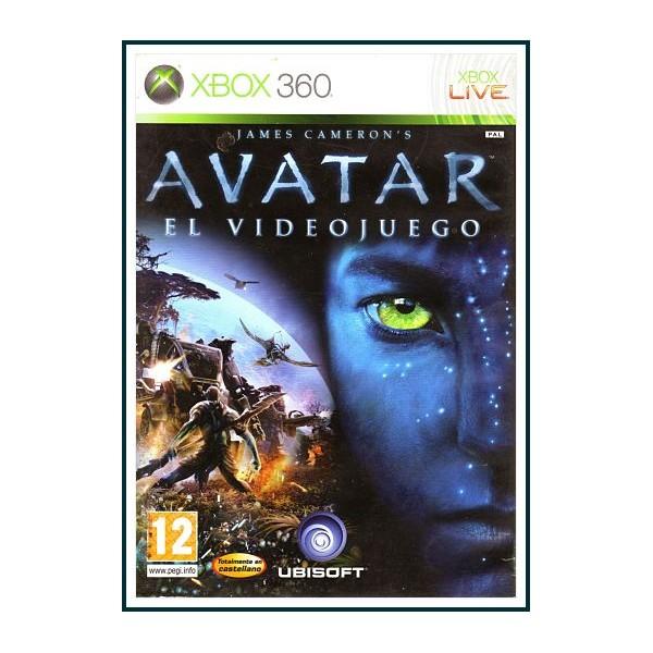 AVATAR XBOX 360 Es el videojuego oficial basado en la esperada película James Cameron's