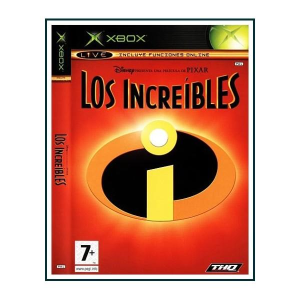LOS INCREIBLES XBOX