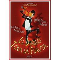 EL DIABLO TOCA LA FLAUTA DVD 1954 Dirigida por José María Forqué