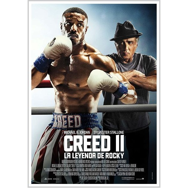 CREED II (La leyenda de Rocky) 2018 Boxeo Director: Steven Caple Jr.