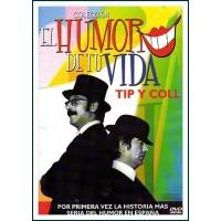 EL HUMOR DE TU VIDA TIP Y COLL DVD 2004 Dirigida por Tip y Coll