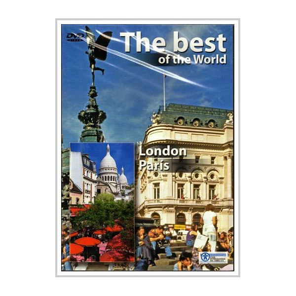THE BEST OF THE WORLD (LO MEJOR DEL MUNDO) LONDRES - PARIS DVD 2009
