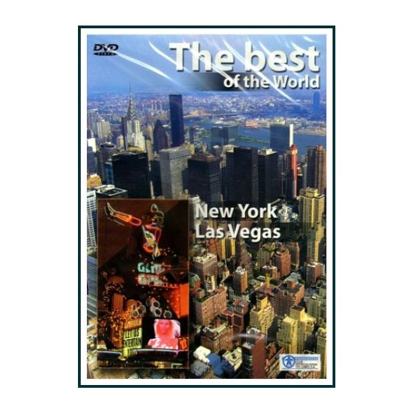 THE BEST OF THE WORLD (LO MEJOR DEL MUNDO) NEW YORK/LAS VEGAS DVD 2009