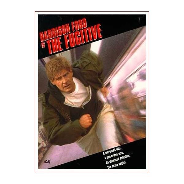 CARATULA EL FUGITIVO DVD 1993 Director Andrew Davis