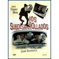 LOS SUBDESARROLLADOS DVD 1968 CINE ESPAÑOL Dir. Fernando Merino