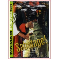 SABOTAGE! DVD 2000 (Estuche Slim, francia siglo xix contexto historico) Dir. Esteban Ibarretxe, Jose Miguel Ibarretxe