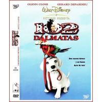 102 DALMATAS DVD 2000 Infantil Dirección Kevin Lima