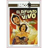 EL DIFUNTO ES UN VIVO DVD (1941) Dirigida por Ignacio F. Iquino