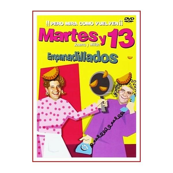 MARTES 13 EMPANADILLADOS DVD (1985) Dirigida por Josema Yuste