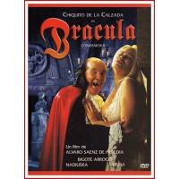 DRACULA CONDEMOR II DVD (1997) Dirigida por Álvaro Sáenz de Heredia