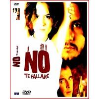 NO TE FALLARE DVD 2001 Cine Español Dirección Manuel Ríos San Martín