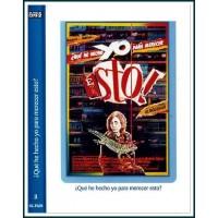 QUÉ HE HECHO YO PARA MERECER ESTO! DVD 1984 Director Pedro Almodóvar