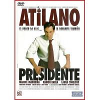 ATILANO DVD (1998) Cine Español Dirigida por Santiago Aguilar