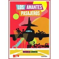 LOS AMANTES PASAJEROS DVD 2013 Cine Español Director Pedro Almodóvar