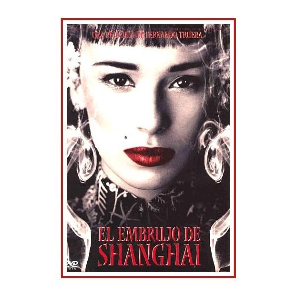 EL EMBRUJO DE SHANGHAI DVD 2002 Cine Español Dirección Fernando Trueba