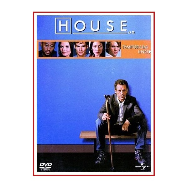 HOUSE M.D. TEMPORADA UNO
