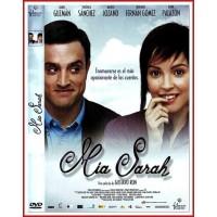 MIA SARAH DVD 2006 Cine Español Dirección Gustavo Ron